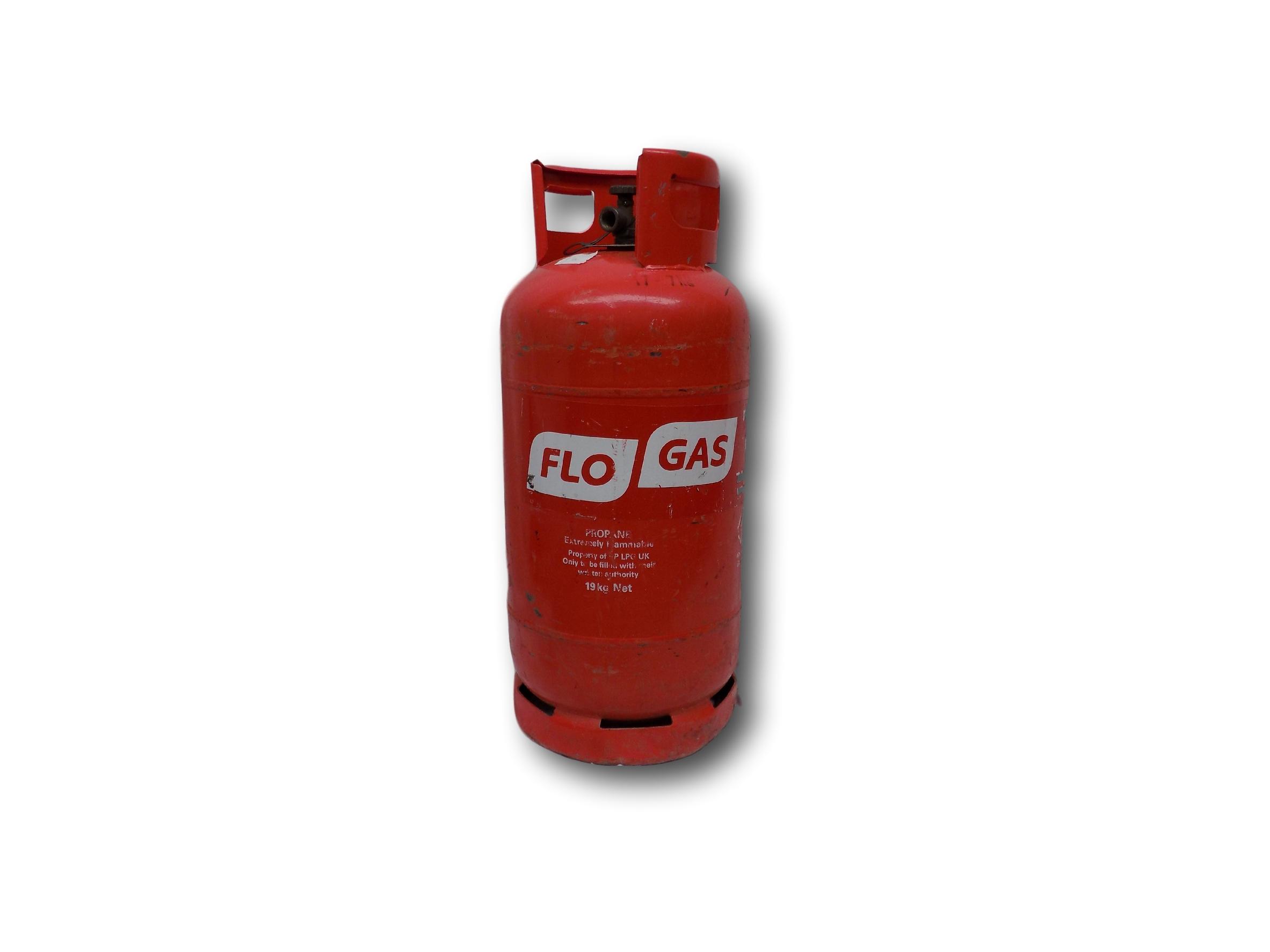 Gloucester Event Hire Lpg Propane Gas Bottle 19kg