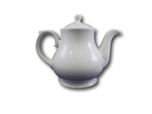 image of White China Tea Pot