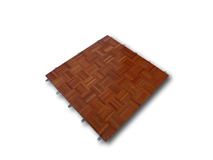 image of Dance Floor - Interlocking Parquet