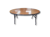 "image of 5'6"" Circular Table"