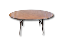 image of 5' Circular Table