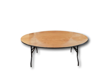 image of 6' Circular Table