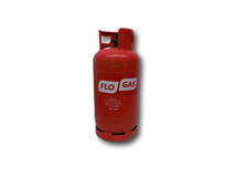 image of LPG Propane Gas Bottle. 19kg