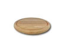 "image of Wooden Circular Board. 12""/30cm"