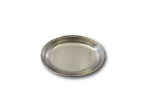 "image of Stainless Steel Oval Service Dish 12"" (30cm)"