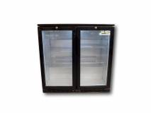 image of 3' Double Door Fridge