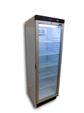 image of 6' Glass Fronted Fridge