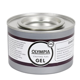 image of 6oz / 2hr Chafing Gel Tin. Each