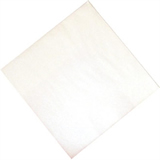 image of Napkins (100) 40cm 2ply. White